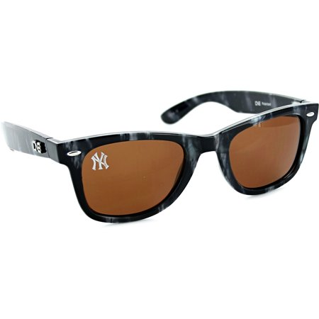 New York Yankees Dylan Engraved Sunglasses - OSFA