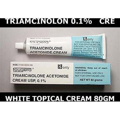 triamcinolone 1% cream for eczema