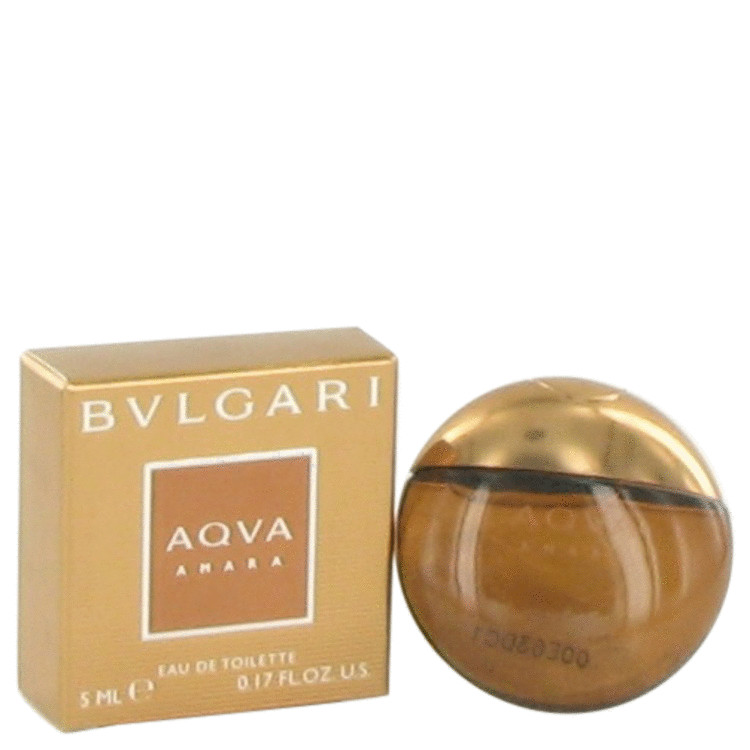Aqua Amara Mini Edt .17 oz For Men 100% authentic perfect as a gift or just everyday use