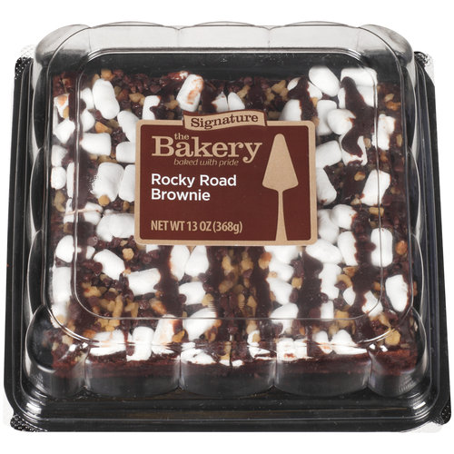 The Bakery Signature Rocky Road Brownie, 13 oz