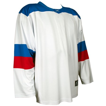 Team Russia 2016 World Cup of Hockey White Jersey