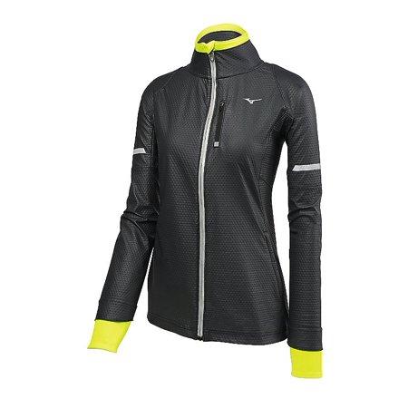 Mizuno Women's Static Breath Thermo Softshell Running Jacket