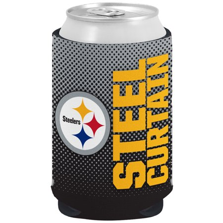 Pittsburgh Steelers 12oz. Spirit Can Cooler - No - Happy Birthday Pittsburgh Steelers