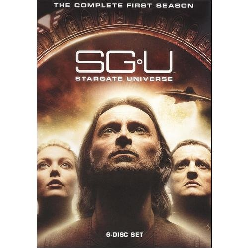 SGU Stargate Universe: The Complete First Season