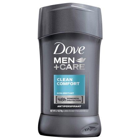 Clean Comfort Antiperspirant Deodorant Stick, 2.7 oz