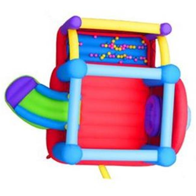 Kidwise Lucky Rainbow Bouncer- KWSS-RB-601