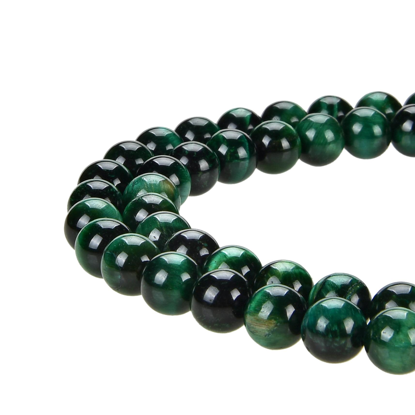 Natural Tiger Eye Stone Beads Bracelet DIY Jewelry Making Bracelet Necklace Beads Grade AAA 4681012mm Round Stone Beads Natural Beads