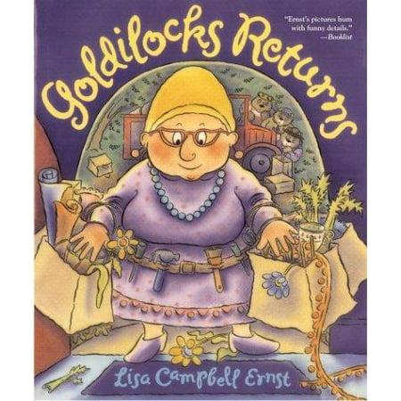Goldilocks Returns By Lisa Campbell Ernst - image 2 of 2
