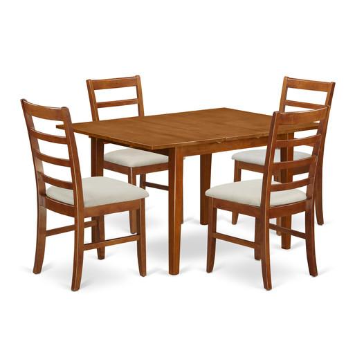 Alcott Hill Lorelai 5 Piece Dining Set