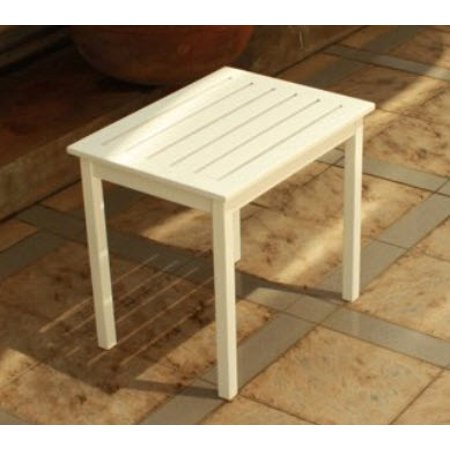 - Mainstays Side Table, White