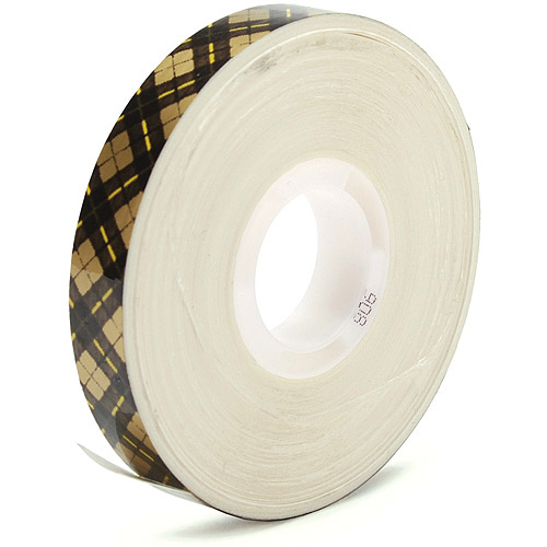 """Scotch ATG Gold Transfer Tape Roll, .5"""" x 36yd, For Use In ATG700"""