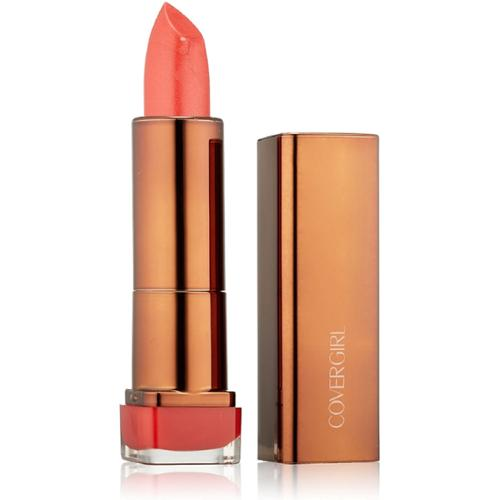 CoverGirl Queen Collection Lipcolor Lipstick, Into the Red [Q510] 0.12 oz (Pack of 3)