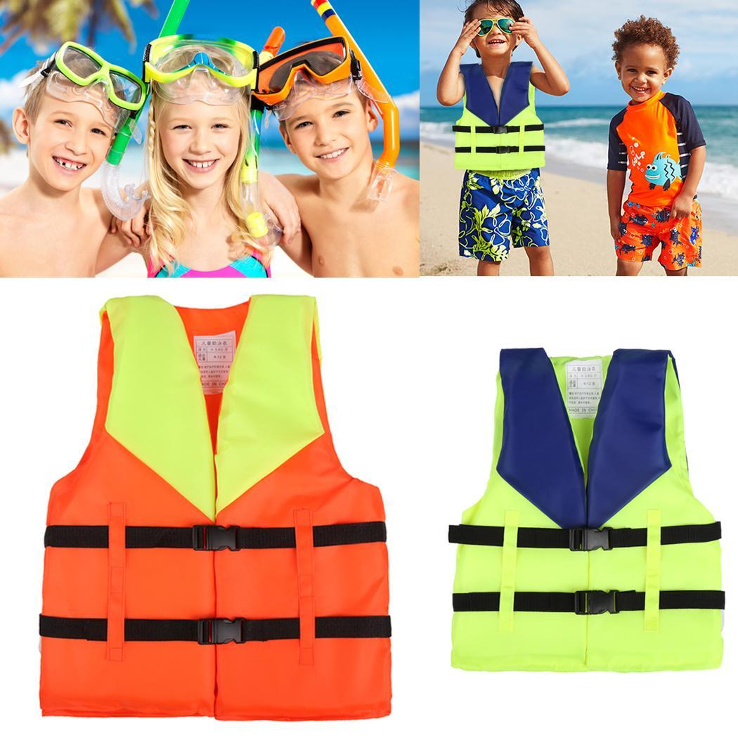 Open-sided Boating Vest Jacket For Youth Children Safety TPBY by
