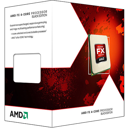 AMD FX-4350 Unlocked Quad Core Processor