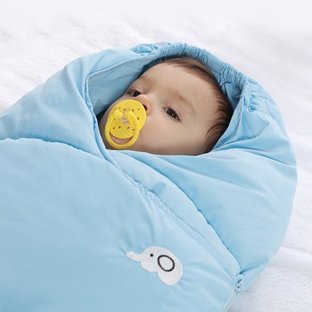 Super Autumn Winter Warm Baby Sleeping Bags Newborn Babies Cute Brushed Thicken Cotton Sleeping Bag Nursery Baby Swaddling Blanket Infant Toddler Blankets Caraccident5 Cool Chair Designs And Ideas Caraccident5Info