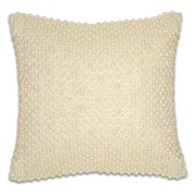 Thro by Marlo Lorenz Allover Pearl Decorative Throw Pillow