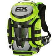 American Kargo Trooper Backpack Hi-Vis Yellow