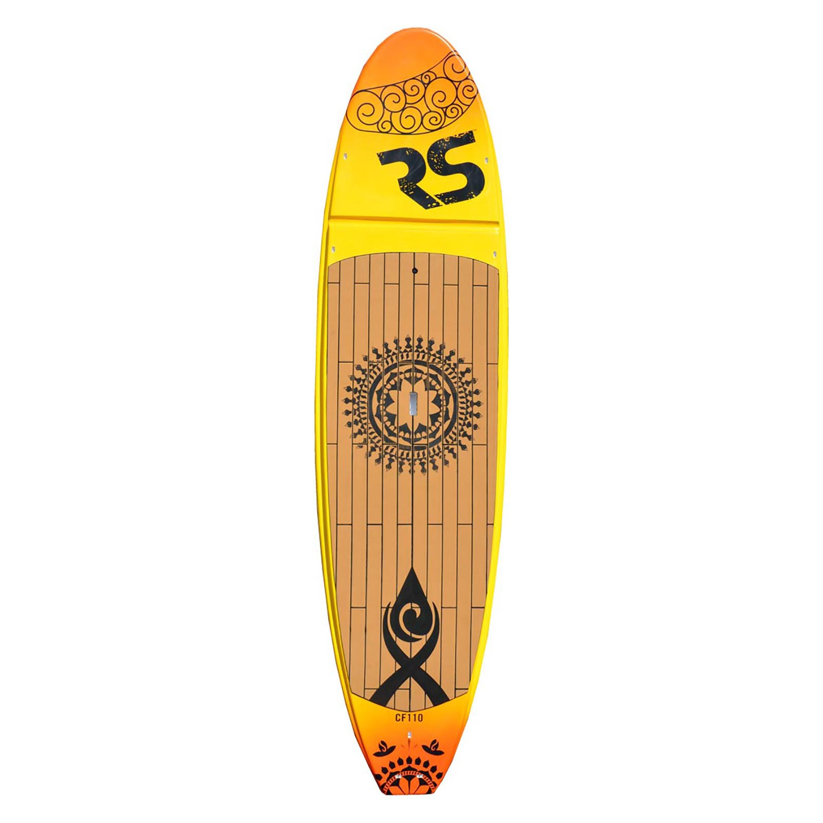 Click here to buy Rave Sports CrossFit and Yoga 11 ft. Stand Up Paddle Board by RAVE.