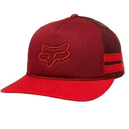 Wmns Fox (Cranberry) Head Trik Trucker Hat