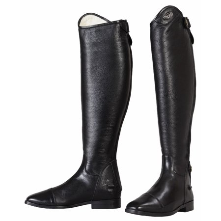 Tuffrider Tuffrider Ladies Wellesley X Tall Dress Boots Black