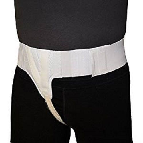 MTS Right Side Hernia Support Truss Belt with Compression Pad