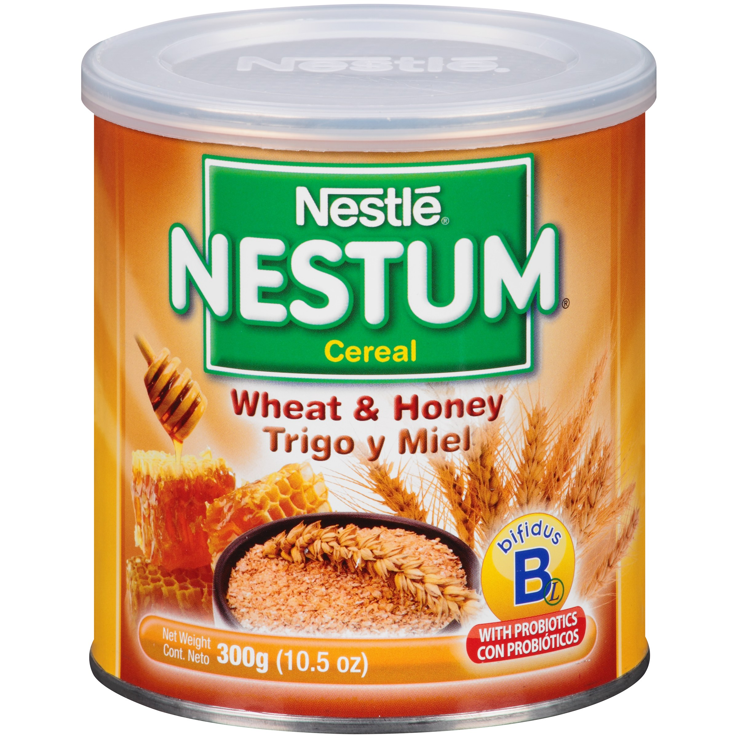 Nestle Nestum Breakfast Cereal, Wheat & Honey, 10.5 Oz