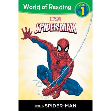 This Is Spider-Man Level 1 Reader (Paperback)](Radioactive Spiders)