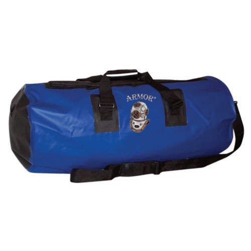 Armor Bags 36'' Waterproof Tarpaulin Travel Duffel with Black Trim