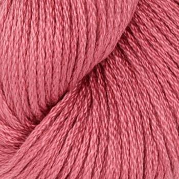 Tahki Cotton Classic Yarn (3415) Raspberry By The Each, 100% Mercerized Cotton By Tahki