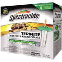 Spectracide Termite Detection & Killing Stakes, 5 count