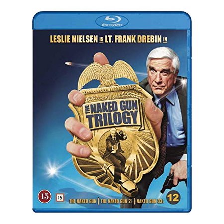 The Naked Gun Trilogy 3-Disc Set ( The Naked Gun: From the Files of Police Squad! / The Naked Gun 2½: The Smell of Fear / Naked Gun 33 1/3: The Final Insult ) [ Blu-Ray, Reg.A/B/C Import - Denmark (Interpreter Of Maladies The Third And Final Continent)