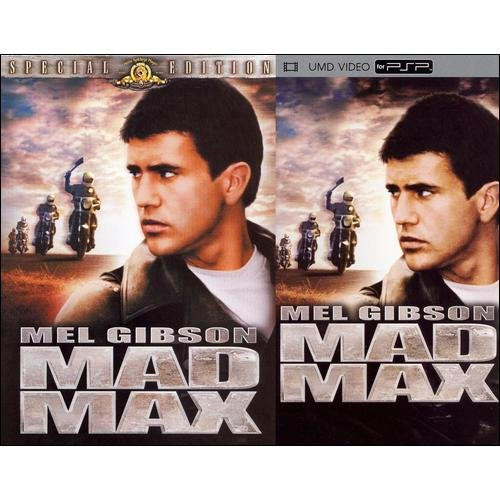 Mad Max (DVD + UMD For PSP)