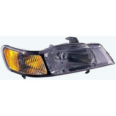 Honda Odyssey Aftermarket - 1999-2004 Honda Odyssey Aftermarket Passenger Side Front Head Lamp Lens and Housing 33101S0XA01 CAPA