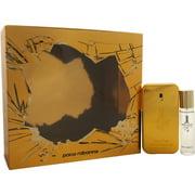 Paco Rabanne 1 Million Eau de Toilette Spray Gift Set, 2 pc