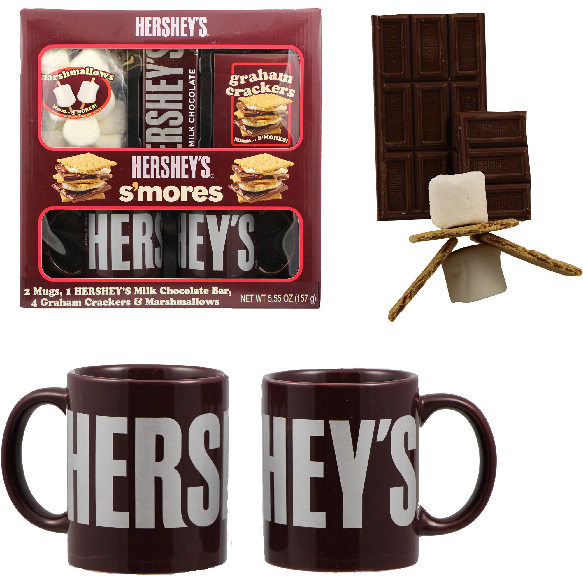 Hershey's S'mores Holiday Gift Set, 7 pc
