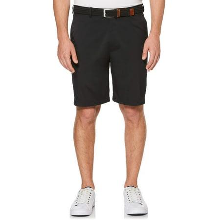 Savane Flat Front Microfiber Stretch Shorts Classic Microfiber Shorts