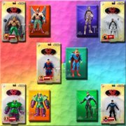 superman batman public enemies 5 figure set