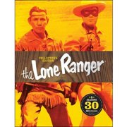 The Lone Ranger: The Complete Series Collector's Edition (Coffee Table Book Packaging) by ANDERSON MERCHANDISERS