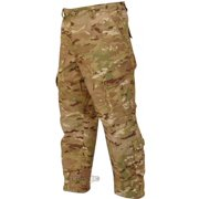 Tactical Response Pants, NYCO Rip, Multicam, Extra Large, Regular 12660