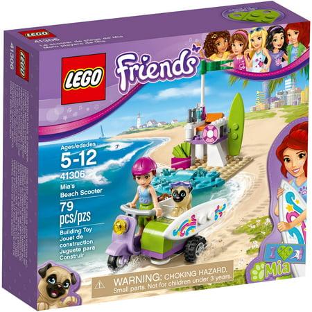 LEGO Friends Mias Beach Scooter 41306