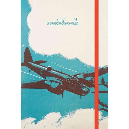 Imperial War Museum Aeroplane Notebook