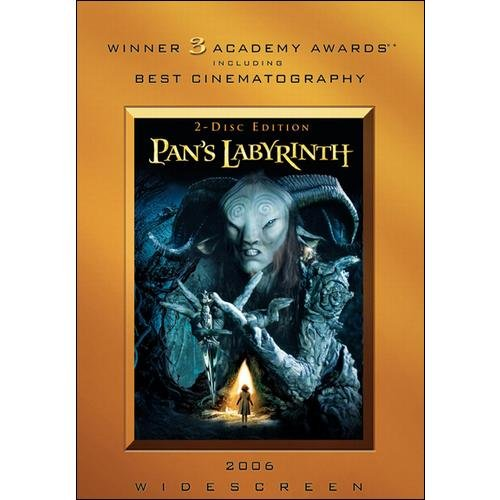 Pan's Labyrinth (Spanish) (2-Disc) (Special Edition) (Widescreen)