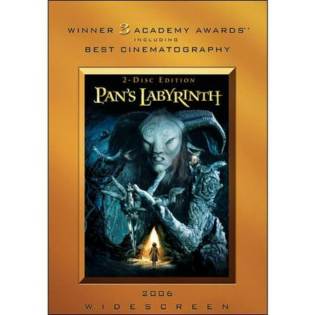 Pan's Labyrinth (Spanish) (2-Disc) (Special Edition) (Widescreen) (Labyrinthe D'halloween)