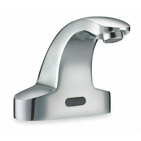 Sloan Brass Bathroom Faucet, Sensor Handle Type, No. of Handles: 0  -