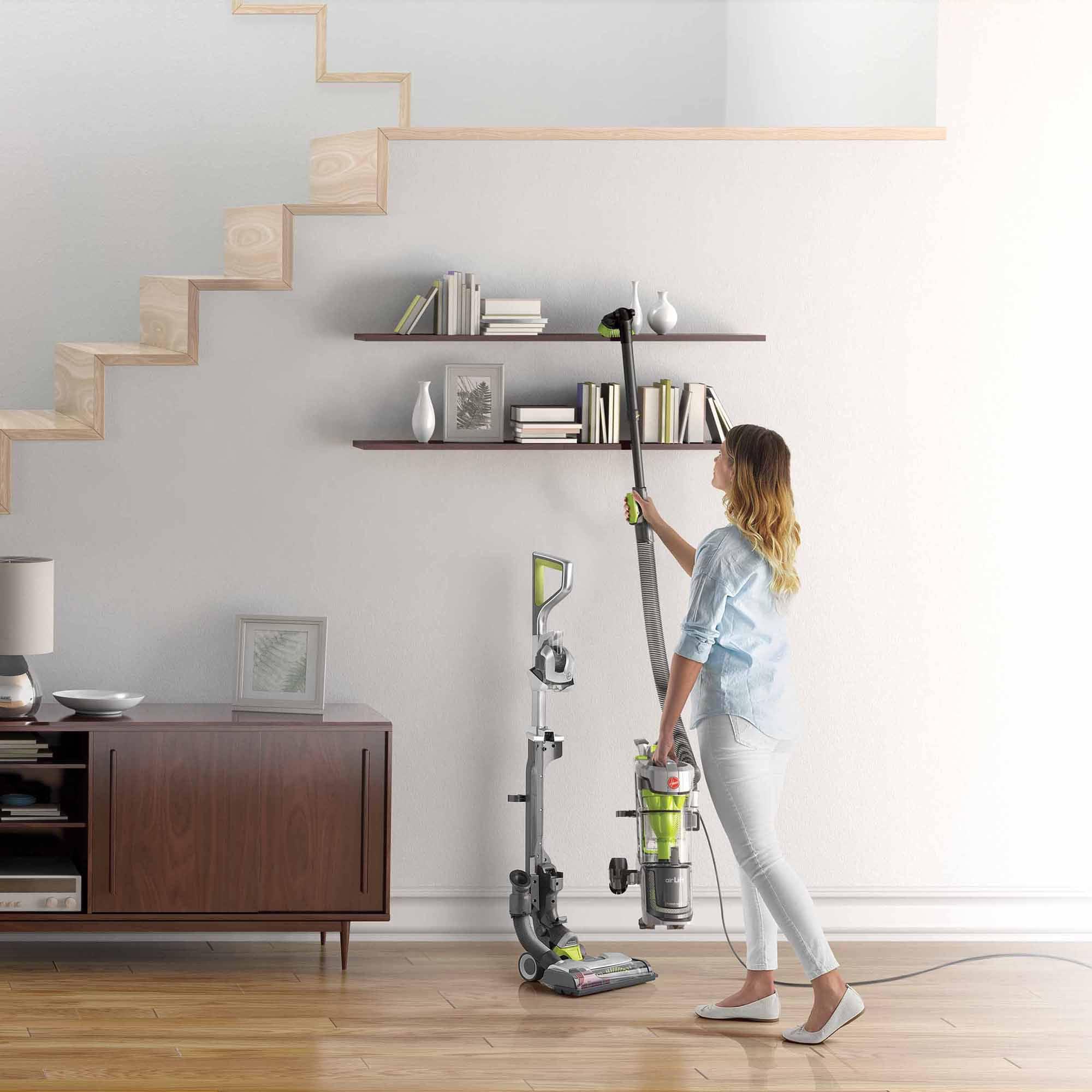 Superb Hoover Air Lift Bagless Upright Lift Away Vacuum, UH72510   Walmart.com