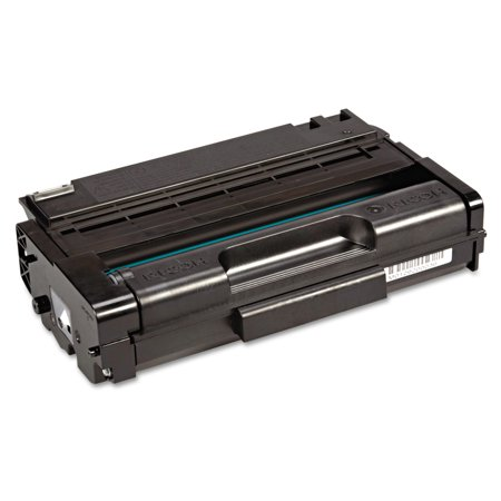 Ricoh High Yield Toner Cartridge (5,000 Yield) (Ricoh 400662 Waste Toner)
