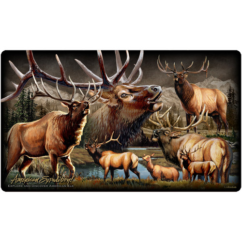 American Expedition Elk Cutting Board
