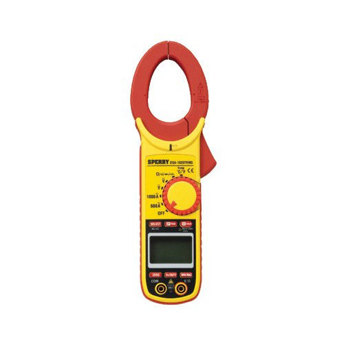 Sperry Instruments Digital Snap-Arounds Digisnap Trms Digital Clamp Meter: 623-Dsa1020Trms - digisnap trms digital clamp meter