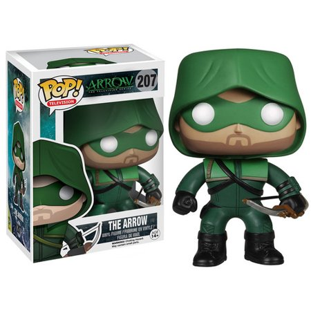 FUNKO POP! TELEVISION: ARROW - THE 'HOOD'](Halloween Props Sale)