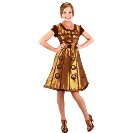 Morris costumes EL404831 Doctor Who Dalek Dress Lg Xl